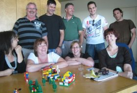 Simulating Scrum Using Lego