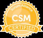 Certified ScrumMaster® (CSM)