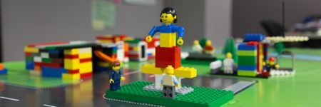 Lego Scrum example