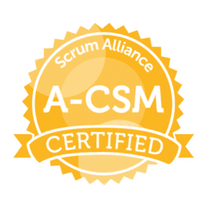 Advanced Certified ScrumMaster A-CSM