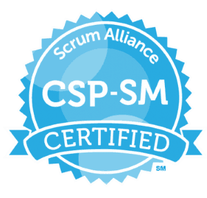 professional scrummaster CSP SM is a scrum professional scrummaster CSP certification to complete your Scrum Master path