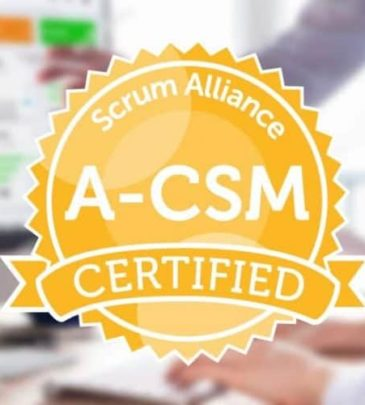 Advanced Certified ScrumMaster (A-CSM) Virtual-Online 30 November – 3 December 2020