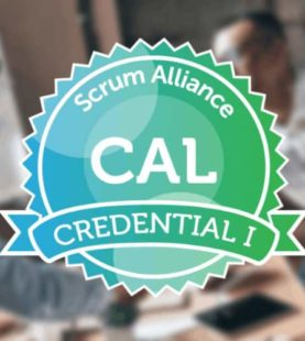 Certified Agile Leadership I (CAL I) Sydney In-Person, March 2021