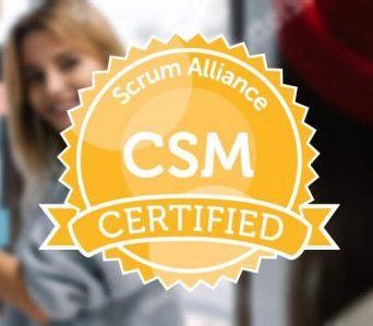 Certified ScrumMaster (CSM) Virtual-Online 10-11 February 2021