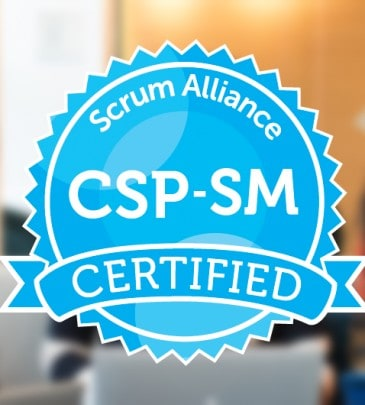 Certified Scrum Professional ScrumMaster, (CSP-SM) Virtual-Online starting 8th June 2020